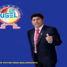 Mag. Luis Víctor Cruz Mollohuanca